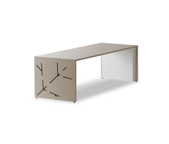 Tre Collection by Fantoni | Individual desks