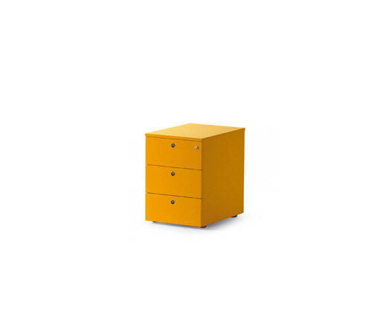 Tre Collection von Fantoni | Beistellcontainer