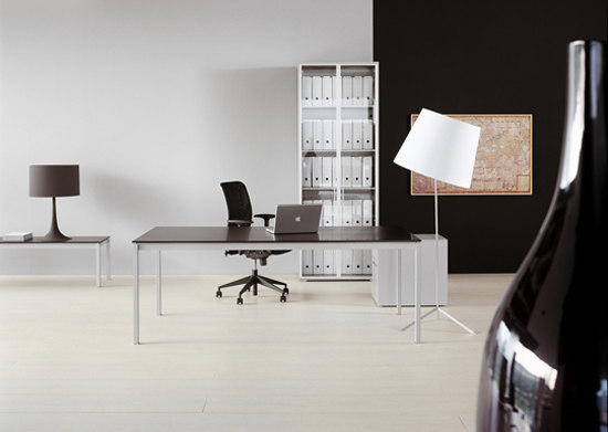Oak by Fantoni | Individual desks