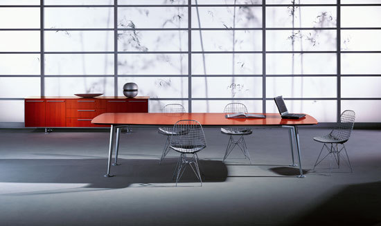Cherry Collection di Fantoni | Tavoli conferenza
