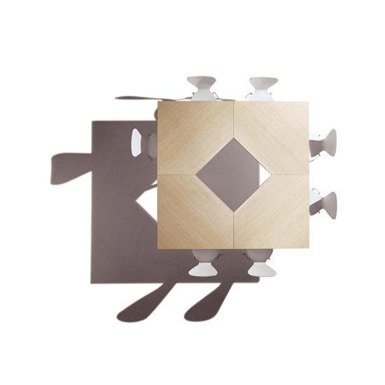 3.3 operative system de Fantoni | Tables de conférence