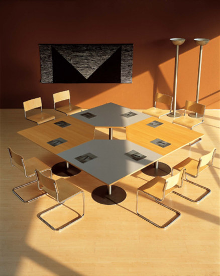 1.3 operative system by Fantoni | Conference tables