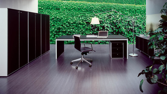 Corium by Fantoni | Individual desks