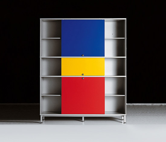 OT System by Fantoni | Office shelving systems