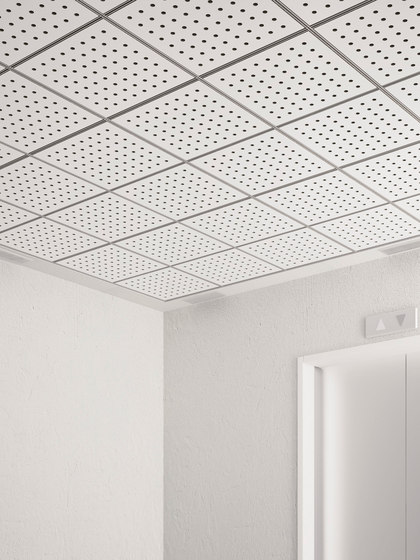 60x60 | 60x120 System by Fantoni | Square panels