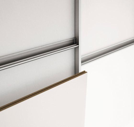 Stillwall System de Fantoni | Planchas de madera