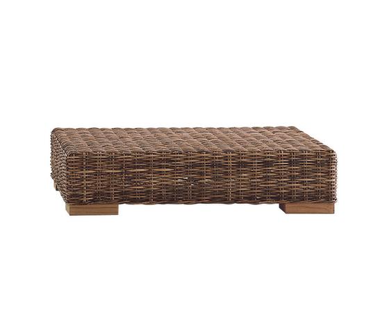 Croco 10 di Gervasoni | Tavoli bassi da giardino