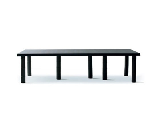 Black 137 by Gervasoni | Dining tables