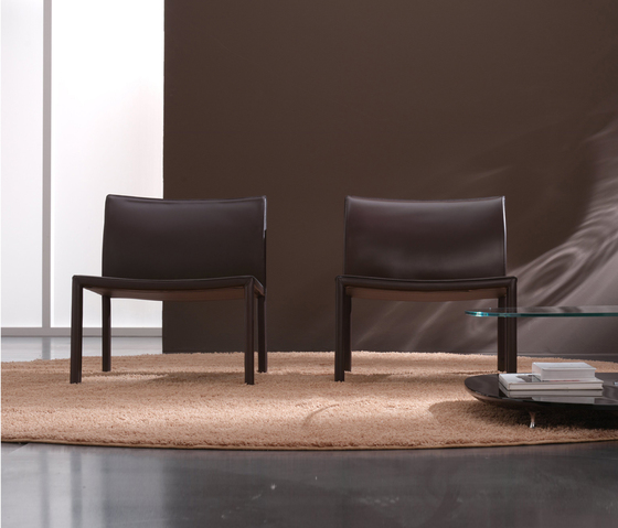Marten by Bonaldo | Lounge chairs