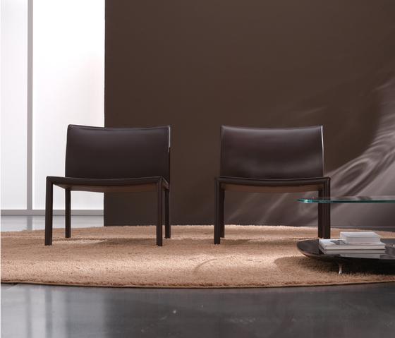 Marten by Bonaldo | Lounge chairs