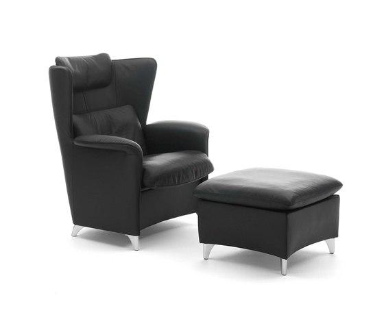 ds 23 sessel von de sede architonic. Black Bedroom Furniture Sets. Home Design Ideas