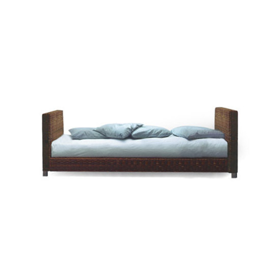 Net 80SH by Gervasoni | Single beds