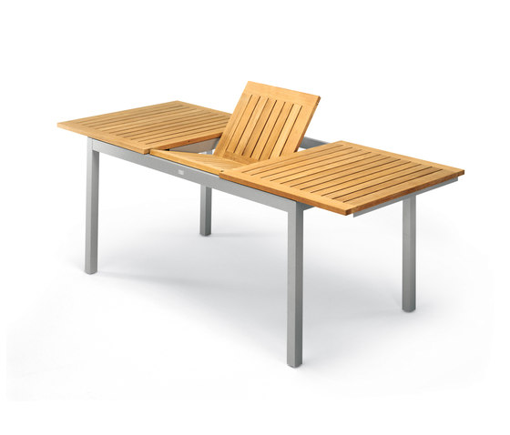 Adria extension table de Fischer Möbel | Mesas de comedor de jardín