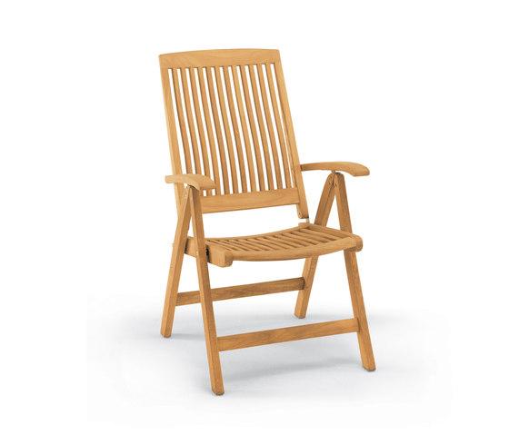 Burma chair* by Fischer Möbel | Garden chairs