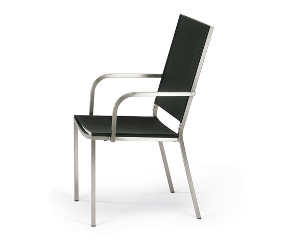 Helix highback by Fischer Möbel | Garden chairs