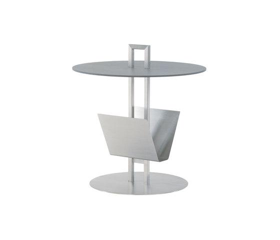 Helix side table de Fischer Möbel | Mesas auxiliares de jardín
