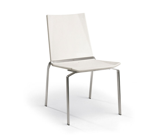Kyoto sidechair* by Fischer Möbel | Garden chairs