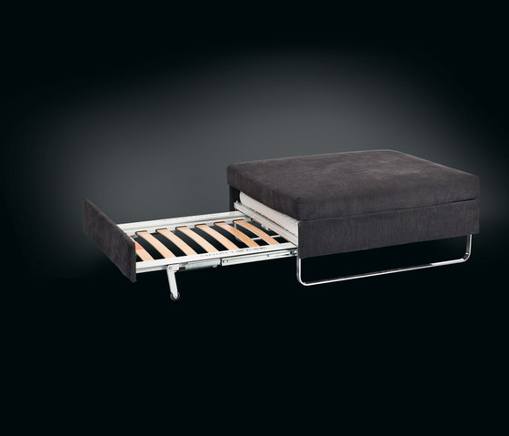 Bed for Living Hocker von Swiss Plus | Schlafsofas