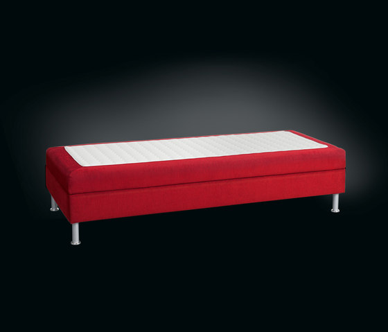 Bed for Living Doppio di Swiss Plus | Divani letto