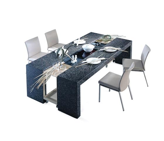 Dining Desk Poggenpohl | 7100 de Draenert | Tables de repas