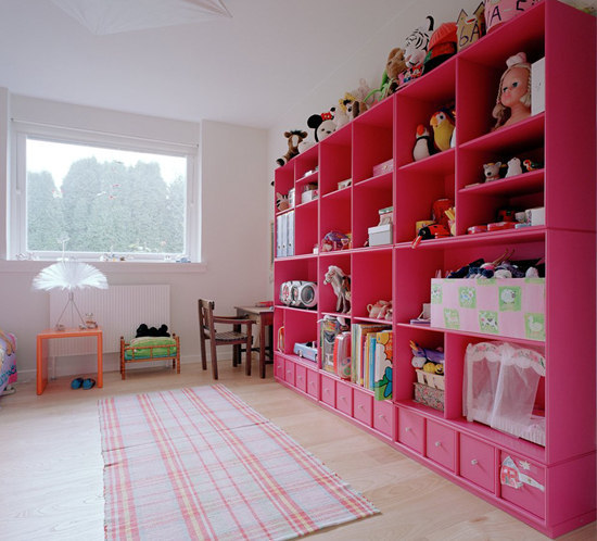 Montana Shelving system by Montana Møbler | Children's area