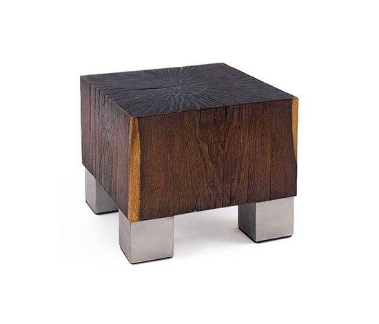 cube fumé von woodloops | Couchtische