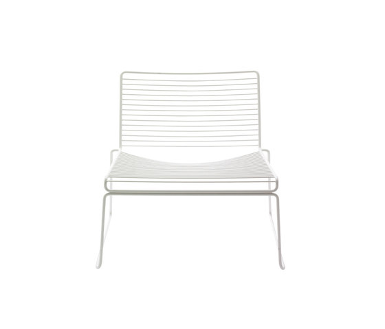 Hee Lounge Chair by Hay | Garden armchairs