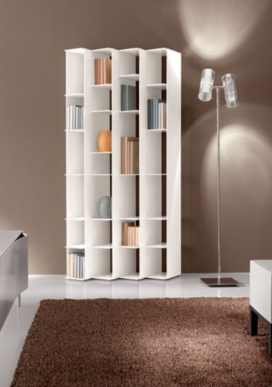 Ledge by Pallucco | Shelving systems