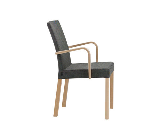 Accord armchair de Swedese | Sillas de visita