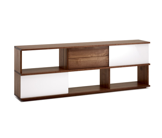 IQ sideboard by Holzmanufaktur | Shelving