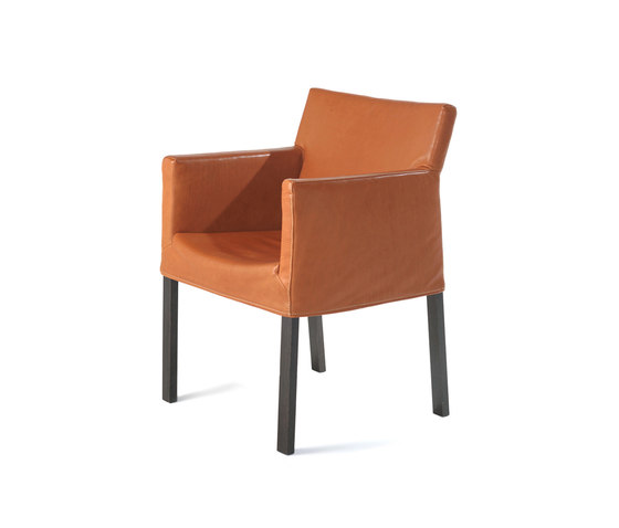 Fellini dining chair by Label | Visitors chairs / Side chairs