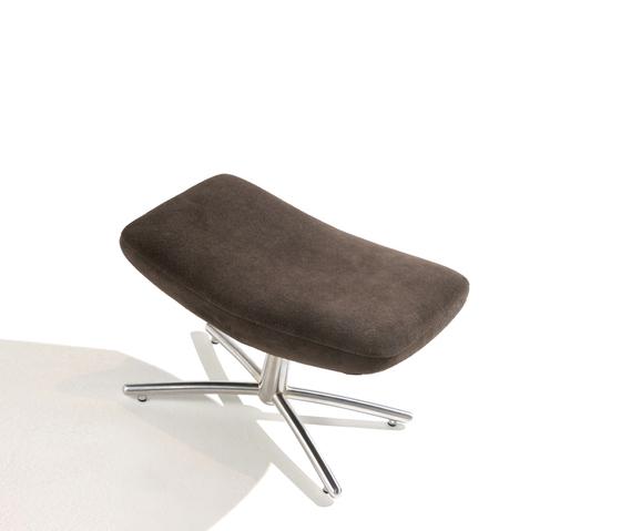 Gigi footstool de Label | Poufs