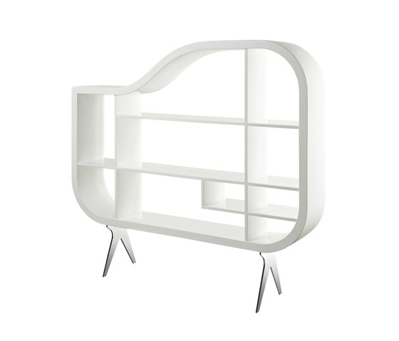 bookshelf by GAEAforms | Office shelving systems