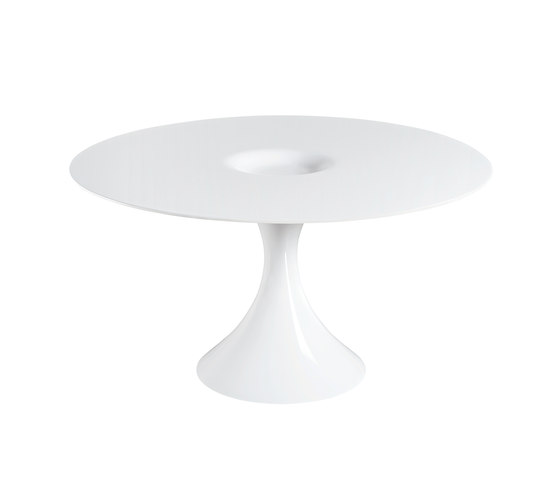 Round Dining Table by GAEAforms | Dining tables
