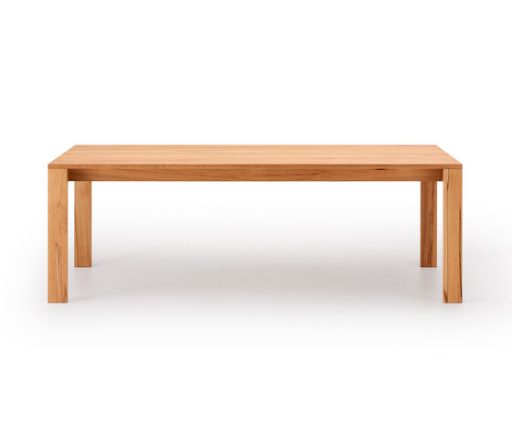 ZOOM table by Holzmanufaktur | Dining tables