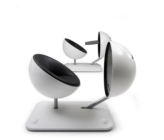 Globus von Artifort | Lounge-Arbeits-Sitzmöbel