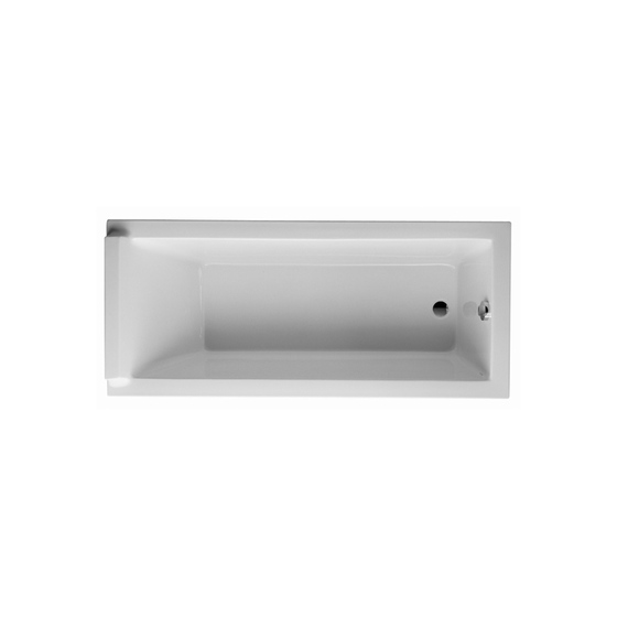 Starck - Bathtub by DURAVIT | Built-in bathtubs