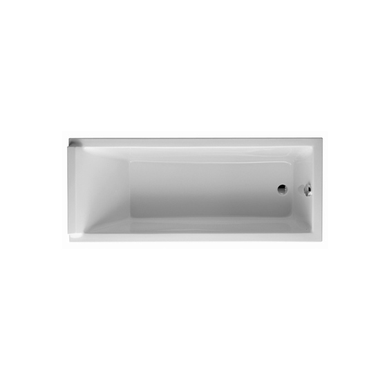 Starck vasca da bagno vasche ad incasso duravit - Vasche da bagno ad incasso ...