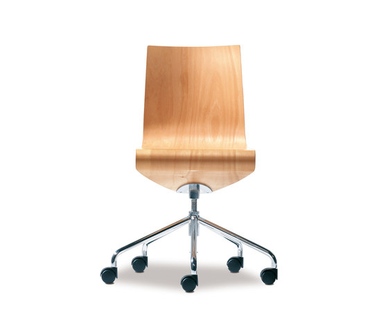 Seesaw working chair by Lampert | Task chairs