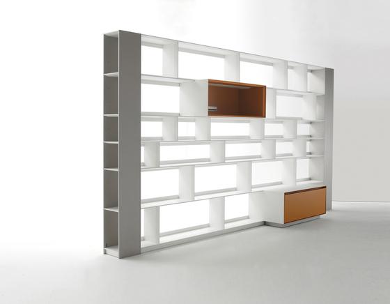 Flat.C by B&B Italia | Shelves