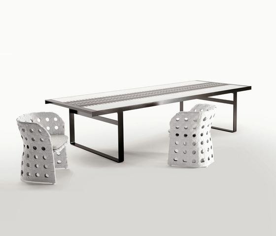 Canasta by B&B Italia | Dining tables