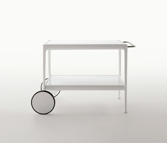 1966-55 Trolley de Knoll International | Dessertes