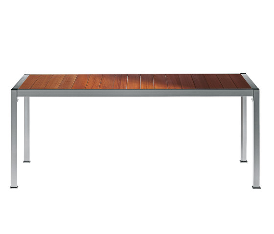 Thali teakwood by Driade | Dining tables
