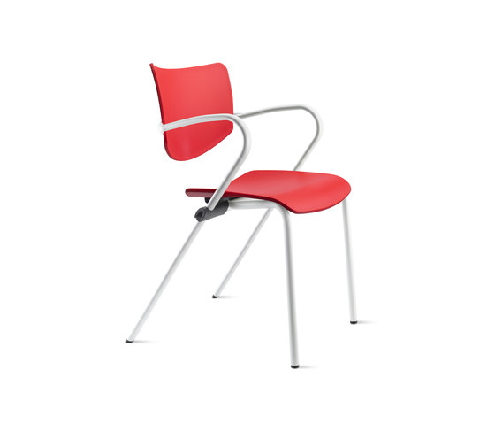 430 Delta PP by FIGUERAS | Visitors chairs / Side chairs