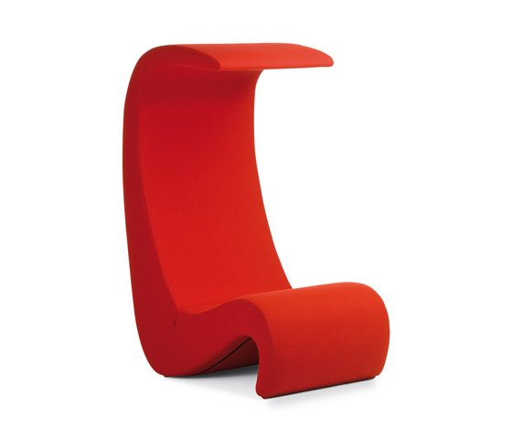 Amoebe Highback by Vitra | Lounge chairs