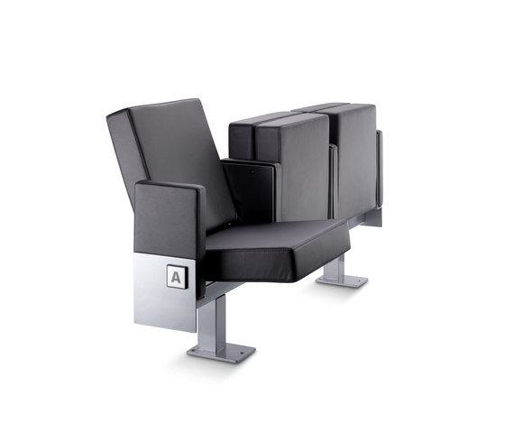 6061 Micro Flex by FIGUERAS | Auditorium seating