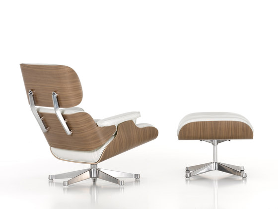 Lounge Chair & Ottoman by Vitra | Armchairs