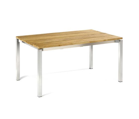 Modena table de Fischer Möbel | Tables à manger de jardin