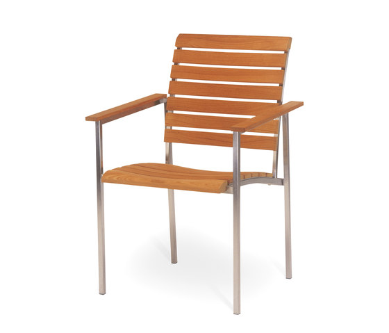 La Piazza armchair by Fischer Möbel | Garden chairs