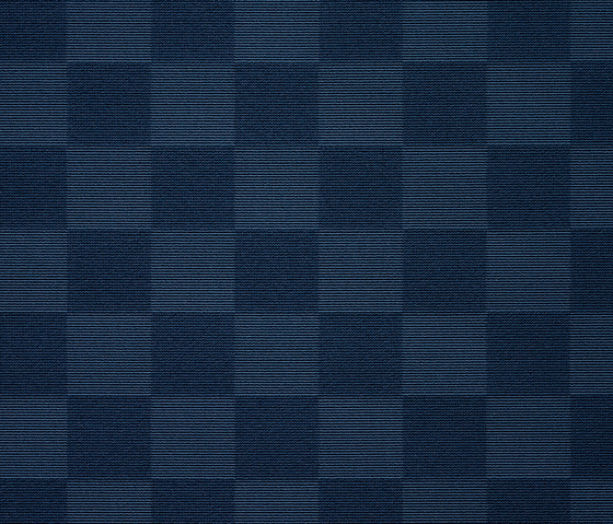 Sqr Nuance Square Dark Marine by Carpet Concept | Wall-to-wall carpets